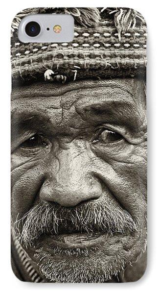 Eyes Of Soul Phone Case by Skip Nall