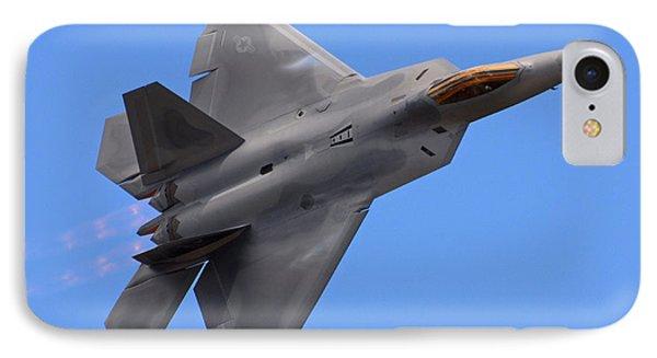 F-22 03 Phone Case by Jeff Stallard