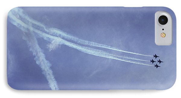 F16s In Formation IPhone Case