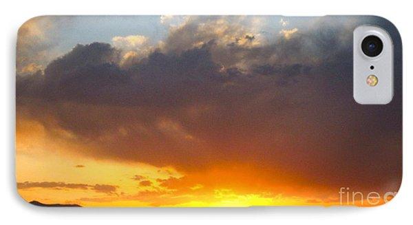 Fabulous Sunset Phone Case by Phyllis Kaltenbach