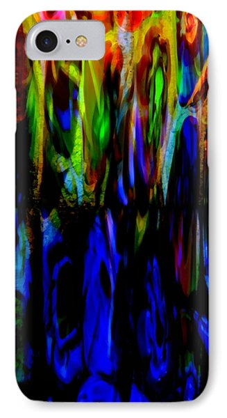 Fade To Blue Phone Case by Angelina Vick