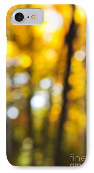 Fall Abstract Phone Case by Elena Elisseeva