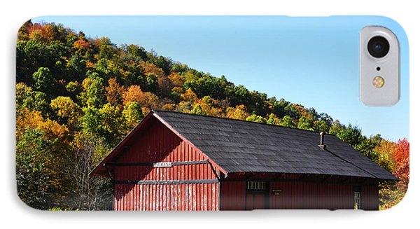 Fall Color Pickens West Virginia Phone Case by Thomas R Fletcher
