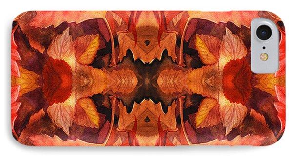 Fall Decor IPhone Case by Irina Sztukowski