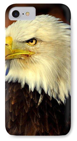 Fall Eagle 5 Phone Case by Marty Koch