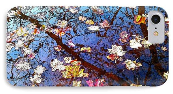 Fall IPhone Case by Eena Bo