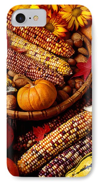 Fall Harvest Phone Case by Garry Gay