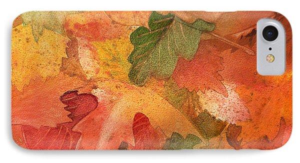 Fall Impressions II Phone Case by Irina Sztukowski