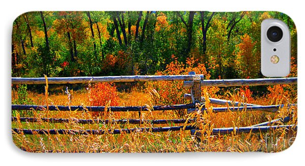 IPhone Case featuring the photograph Fall  by Janice Westerberg