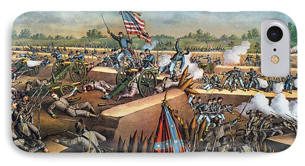 Fall Of Petersburg, 1865 Phone Case by Granger