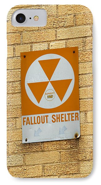 Fallout Shelter IPhone Case by Nikki Marie Smith