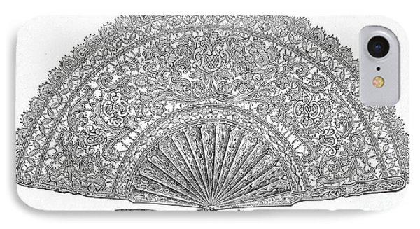 Fan, 1876 Phone Case by Granger