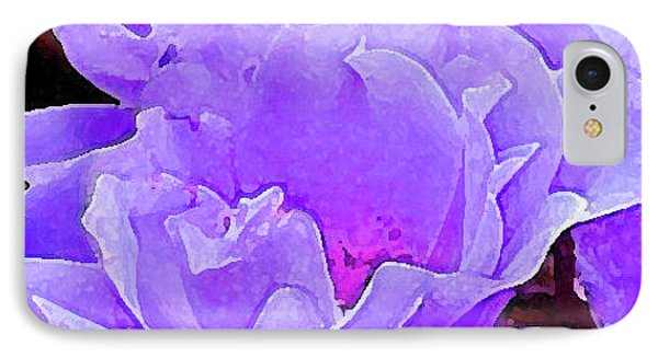 IPhone Case featuring the photograph Fantasia Flower by Roena King