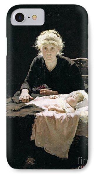 Fantine Phone Case by Margaret Hall