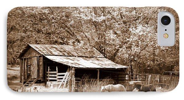 Farm And Barn Phone Case by Marty Koch