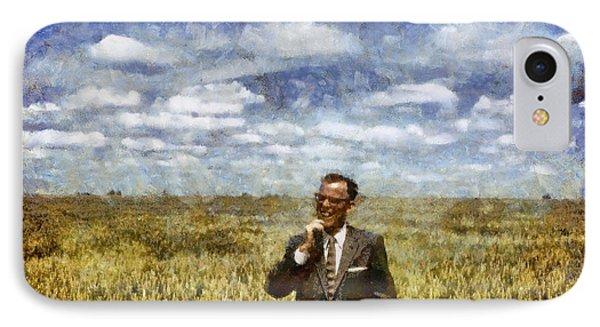 Farm Life - A Good Crop IPhone Case by Nikki Marie Smith