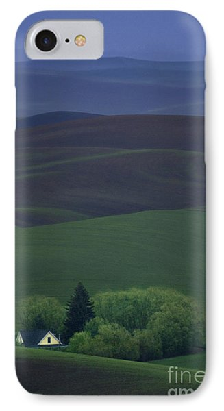 Farmhouse IPhone Case by Lori Grimmett