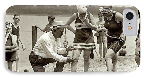 Fashion Police 1922 IPhone Case