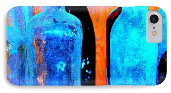Fauvist Bottles IPhone Case
