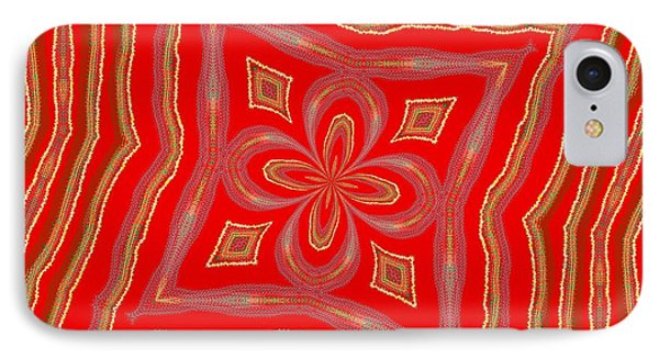 Favorite Red Pillow IPhone Case by Alec Drake