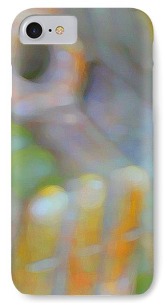 IPhone Case featuring the digital art Fearlessness by Richard Laeton