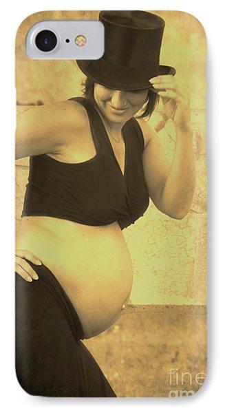 Femininity Phone Case by Sophie Vigneault