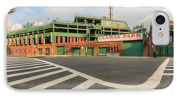 Fenway Park II Phone Case by Clarence Holmes