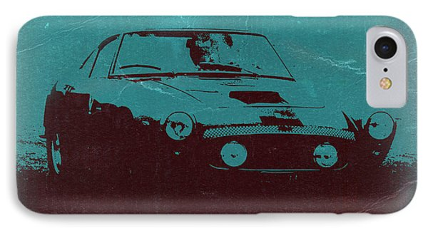 Ferrari 250 Gtb Phone Case by Naxart Studio