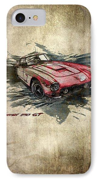 Ferrari Phone Case by Svetlana Sewell