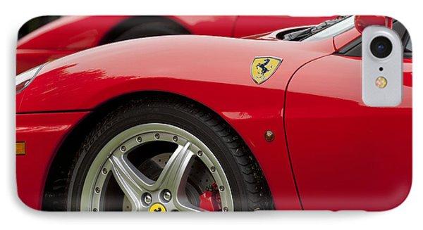 Ferraris 5 Phone Case by Jill Reger