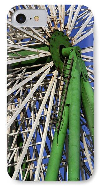Ferris Wheel  Phone Case by Stelios Kleanthous