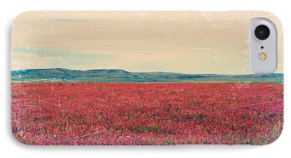 Fields Of Heaven IPhone Case by Leanna Lomanski