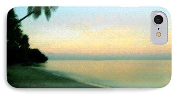 Fiji Calling IPhone Case by Saad Hasnain