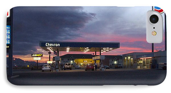 Filler Up Phone Case by Mike McGlothlen