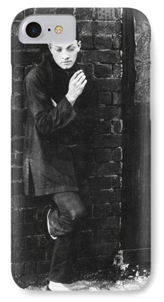 Film: Broken Blossoms, 1919 IPhone Case by Granger