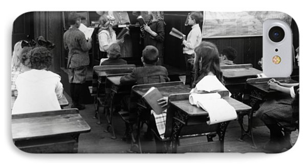 Film Still: Classroom Phone Case by Granger