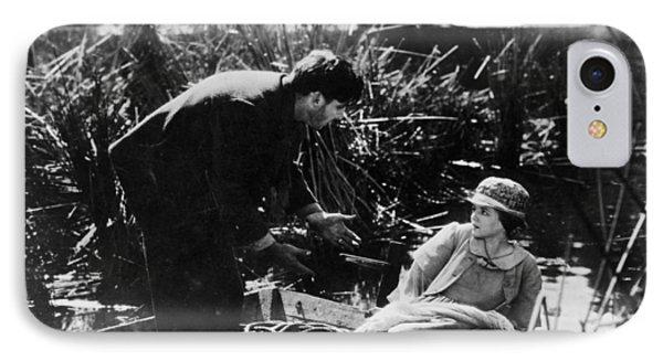 Film: Sunrise, 1927 Phone Case by Granger