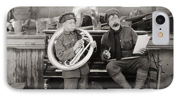 Film: The Better Ole, 1926 Phone Case by Granger