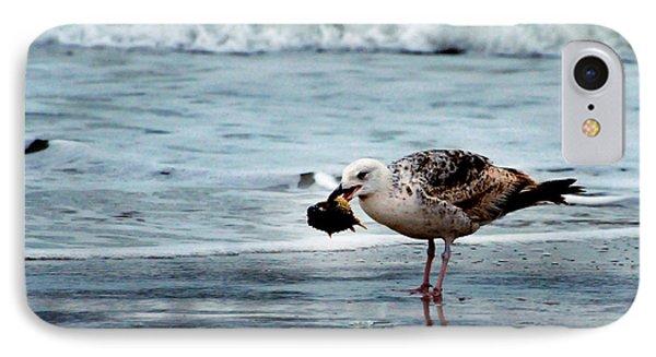 Fine Ocean Dining Phone Case by Paul Ward