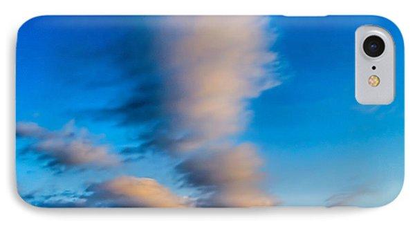 Fingers In Heaven Phone Case by Jeremy Linot