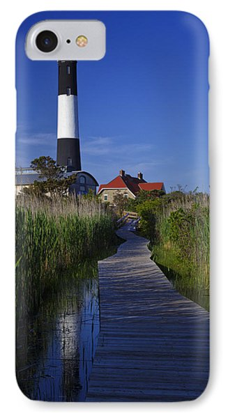 Fire Island Reflection IPhone Case