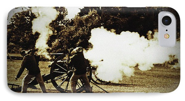 IPhone Case featuring the photograph Fire by Randall  Cogle