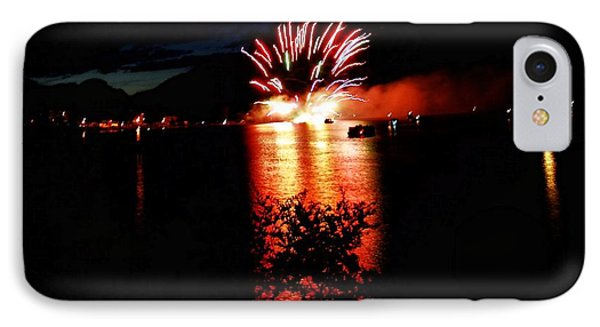 Fire Water Phone Case by Don Mann