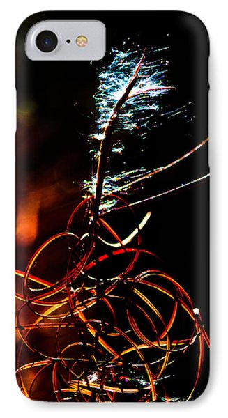 Fireweed Phone Case by Mitch Shindelbower