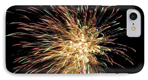 Firework Phone Case by Meandering Photography