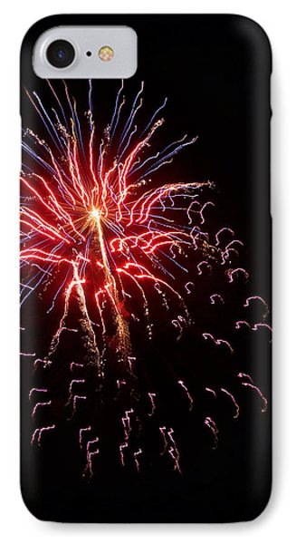 Fireworks 2 Phone Case by Tanya Moody