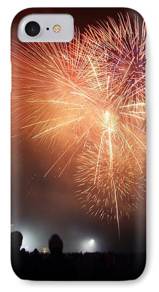 Fireworks Display Phone Case by Cordelia Molloy
