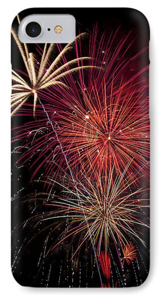 Fireworks Phone Case by Garry Gay