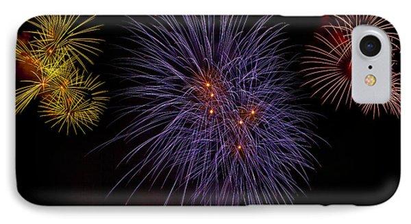 Fireworks Phone Case by Joana Kruse