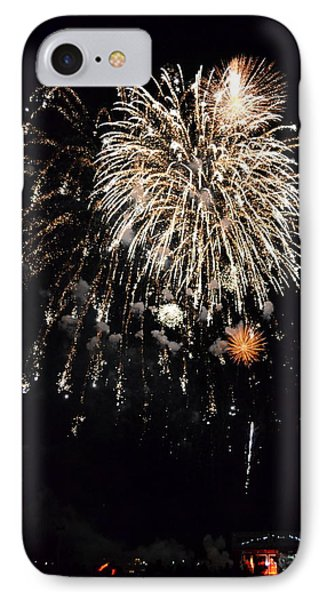 Fireworks Phone Case by Michelle Calkins